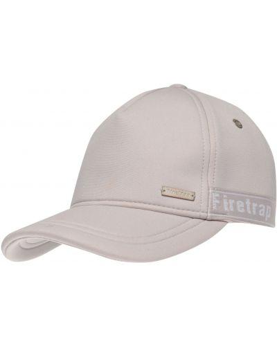 Szara czapka z daszkiem Firetrap