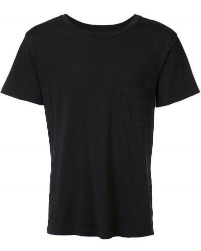 Черная футболка 321
