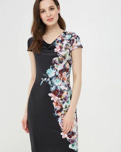 Платье черное Yumi