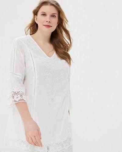 Туника белая Fresh Cotton