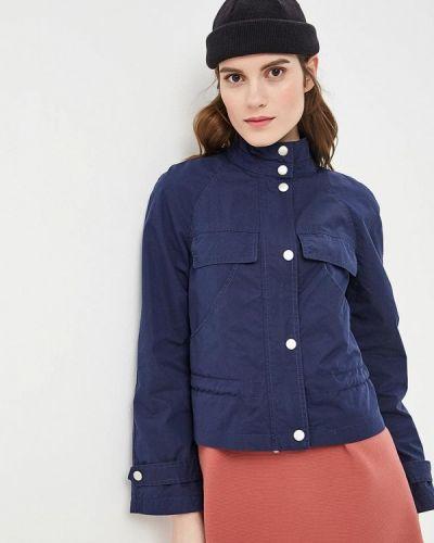 Куртка весенняя синий United Colors Of Benetton