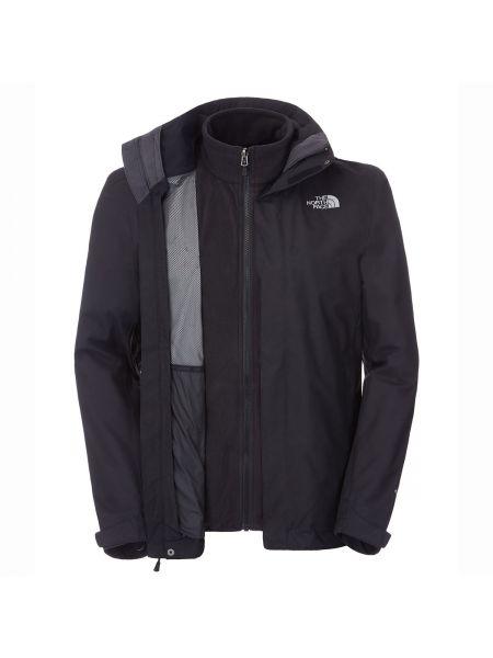 Куртка с капюшоном водонепроницаемая с логотипом The North Face