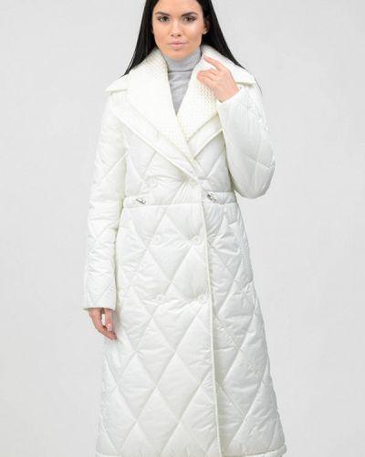 Утепленная куртка - белая Raslov