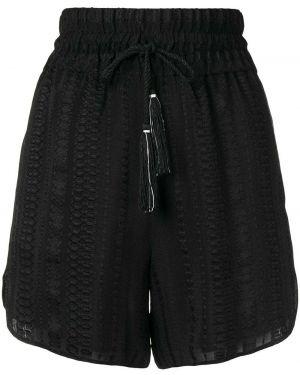 Черные шорты Zeus+dione