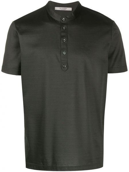 Прямая рубашка с короткими рукавами La Fileria For D'aniello