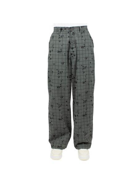 Szare spodnie Undercover