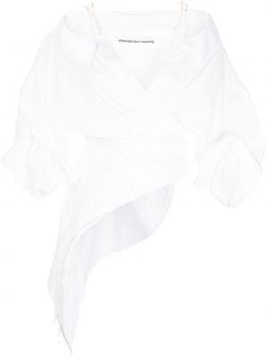 Klasyczna biała koszula - biała Alexander Wang