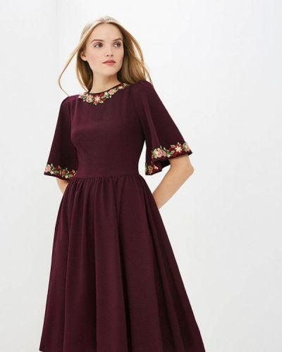 Платье прямое весеннее Madam T