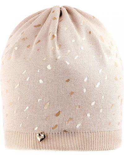 Шляпа бежевый Giamo