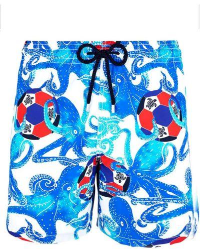 Niebieskie majtki Vilebrequin