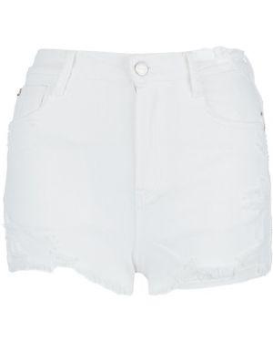 Джинсовые шорты короткие Miss Sixty