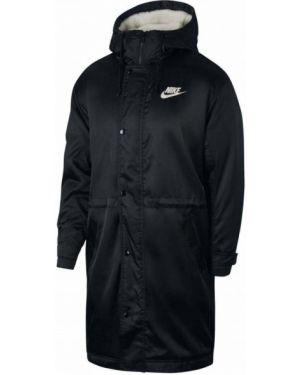 Спортивная куртка длинная с подкладкой Nike