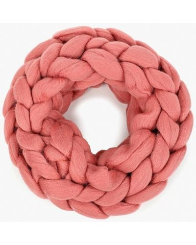 Снуд розовый Cloudlet