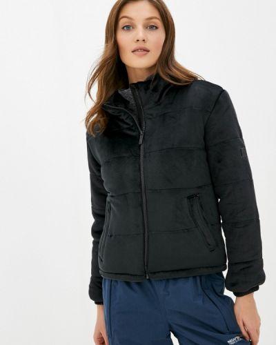 Черная утепленная куртка Regatta