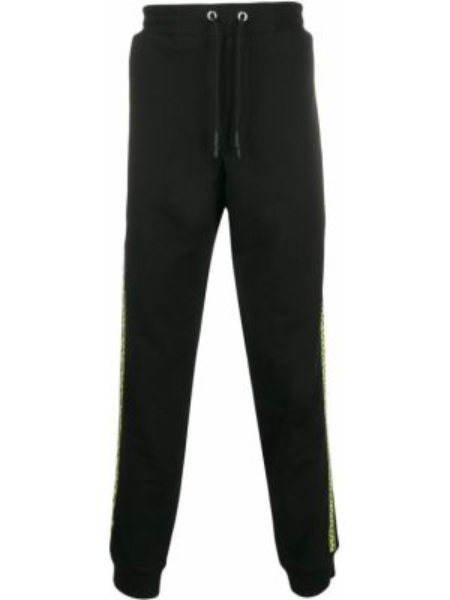 Spodnie sportowe z kieszeniami z nadrukiem Mcq Alexander Mcqueen