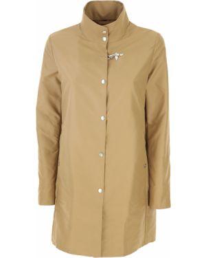 Długi płaszcz od płaszcza przeciwdeszczowego płaszcz Fay