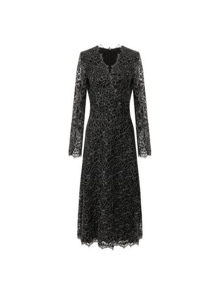 Платье с цветочным принтом французский Escada