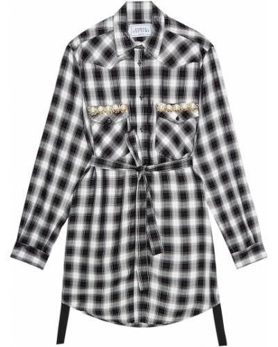 Блузка из вискозы Forte Couture