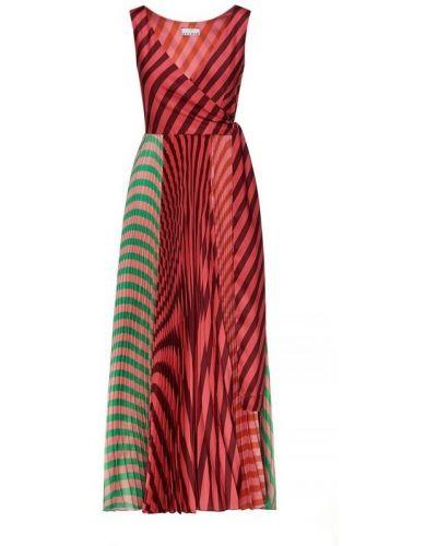 Sukienka w paski na co dzień Sfizio