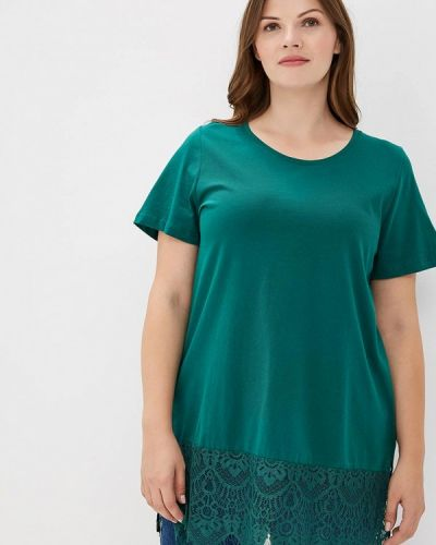 Зеленая футболка Studio Untold