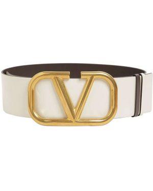 Pasek dwustronny metal Valentino