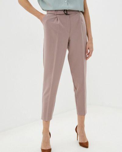 Повседневные розовые брюки Rivadu