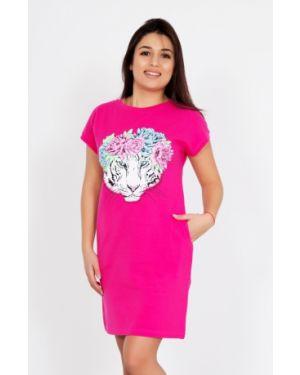Платье макси с цветочным принтом платье-сарафан Lika Dress