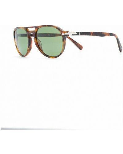 Zielone okulary Persol