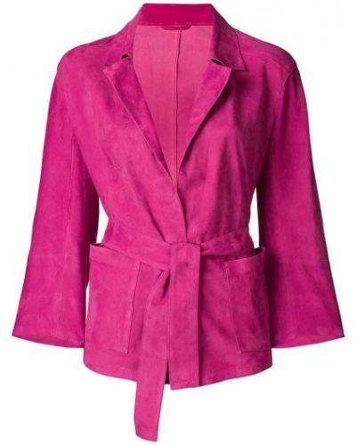 Розовый пиджак Sylvie Schimmel