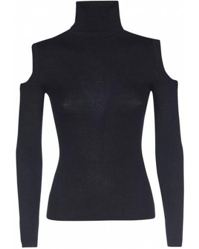 Czarny sweter Parosh