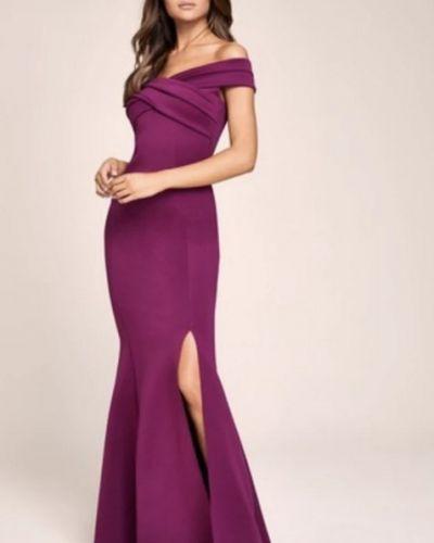 Платье - фиолетовое Lipsy