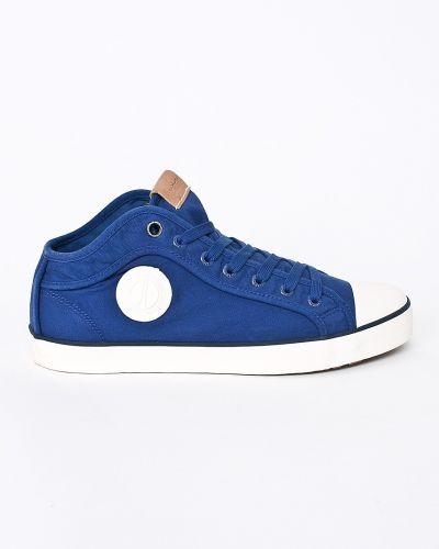Джинсы однотонные темно-синий Pepe Jeans