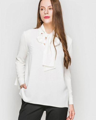 Белая блузка с длинными рукавами Evercode
