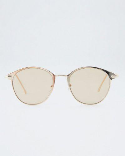 Солнцезащитные очки 2019 круглые Pull&bear