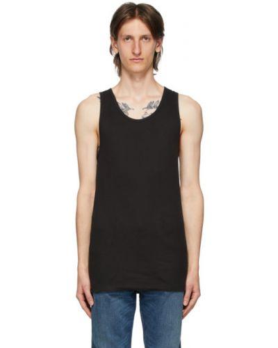 Топ черный без рукавов Calvin Klein Underwear
