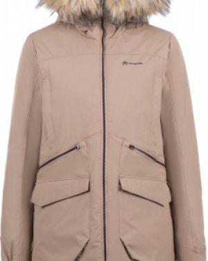 Зимняя куртка с капюшоном нейлоновая Outventure