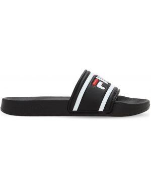 Czarne sandały Fila Urban