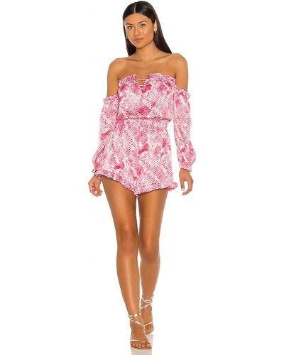 Ромпер - розовый Beach Bunny