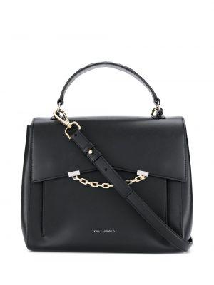 Сумка на цепочке круглая сумка-тоут Karl Lagerfeld
