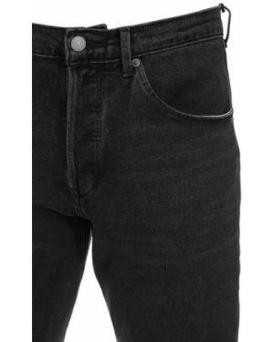 Czarne jeansy Levi's Red Tab