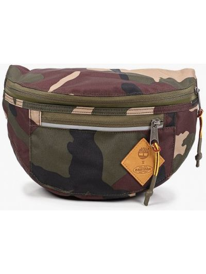 Зеленая поясная сумка Eastpak