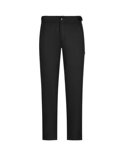 Черные утепленные спортивные брюки софтшелл Madshus