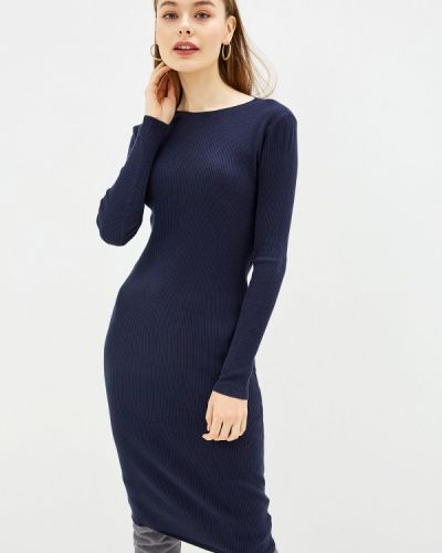 Платье - синее Bluoltre