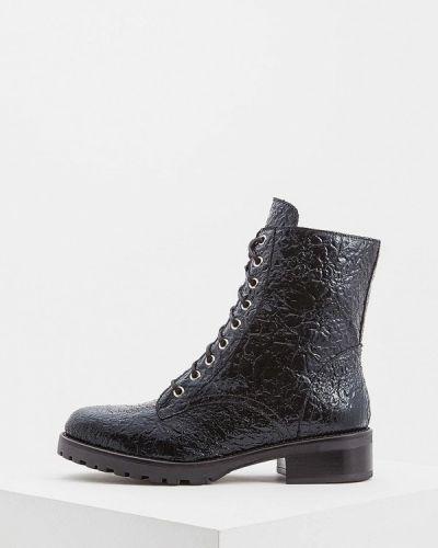 Кожаные ботинки осенние Patrizia Pepe