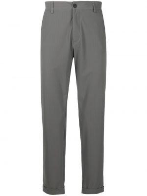 Beżowe spodnie z paskiem Hydrogen