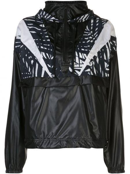 Облегченная спортивная куртка с манжетами Koral