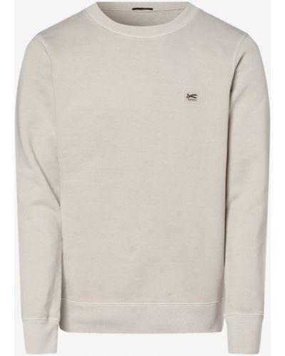 Biała bluza vintage Denham