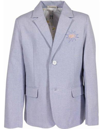 Niebieska kurtka bawełniana Billybandit