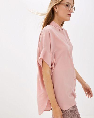 Блузка с коротким рукавом розовая Weekend Max Mara