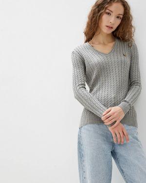 Пуловер - серый Jimmy Sanders